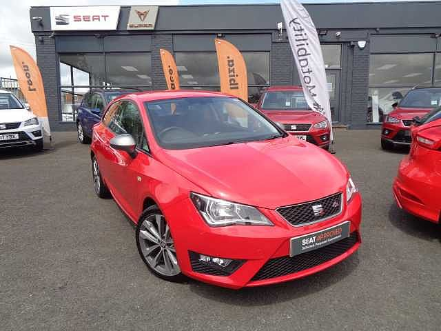 SEAT Ibiza 1.2 TSI 110PS FR 3-Door