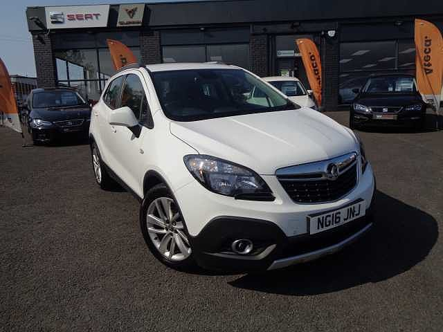 VAUXHALL Mokka 1.6i (115ps) Exclusiv (s/s) 5-Door Hatchback