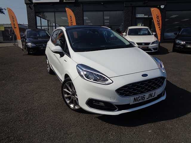 FORD Fiesta Hatch 1.0T (140ps) Vignale EcoBoost