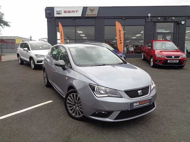 SEAT Ibiza 1.2 TSI 90PS Connect 5-Door