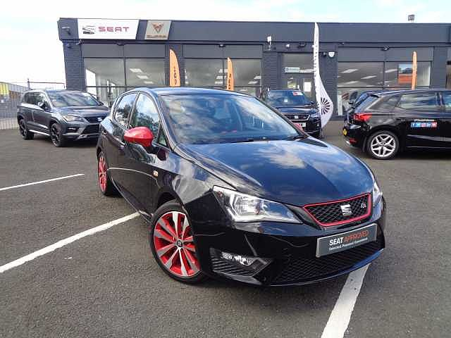 SEAT Ibiza 1.2 TSI 110PS FR Red Edition Technology 5Dr
