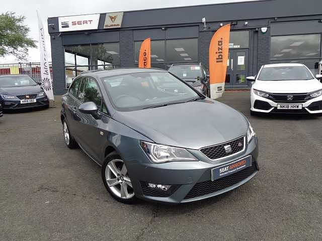 SEAT Ibiza SC 1.2 TSI FR Technology (90 PS) 3-Door